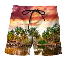 Varkala swimshort – Smooooth clothing