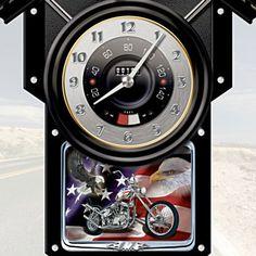 Cuckoo clocks seattle seahawks cuckoo clock nfl pinterest cuckoo clocks and seahawks - Motorcycle cuckoo clock ...