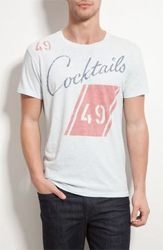Sol Angeles '49 Cocktails' Graphic Crewneck T-Shirt available at Nordstrom