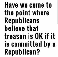 Are we there yet?  Yes we are.  The Republican party is overrun by corporate whores, religious bigots & Confederate Dixieland racists.  All that's left for decent Republican patriots is to jump ship.