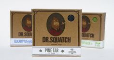 Dr. Squatch Soap Co.