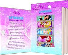 Lip Smacker Disney Story Book, Disney Princess Lip Gloss