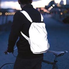Bookman Notabag Reflective Bag & Backpack | BOOKMAN