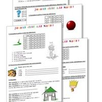Jouons avec les mots ! - Cycle 3 Cycle 3, Bell Work, Teaching French, France, Spelling, Teacher, Journal, School, Word Study