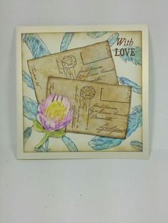 Card made by Erica Evans using Creative Stamping magazine stamps #CStamping