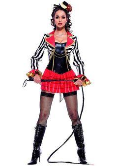 Amazon.com: Paper Magic Womens French Kiss Ring Mistress Costume: Clothing