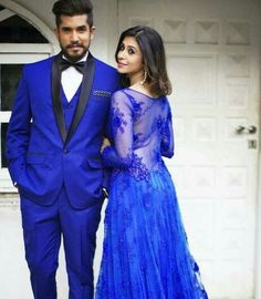 Suyash Rai and Kishwer Merchant Pre-wedding photoshoot