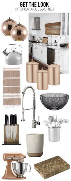 Get The Look: Sivan Ayla's Kitchen Accessories & Decor