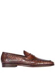 royaums handmade python high top sneakers luisaviaroma