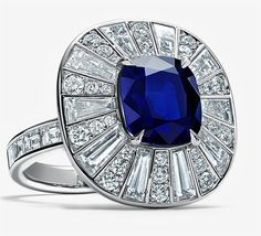 Tips for Buying Diamond Rings and Other Fine Diamond Jewelry Blue Sapphire Rings, Sapphire Jewelry, Diamond Jewelry, Sapphire Diamond, Gold Jewellery, Buy Diamond Ring, Diamond Gemstone, Gemstone Rings, Rings For Her