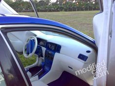 Modified Toyota Corolla 2003 Picture