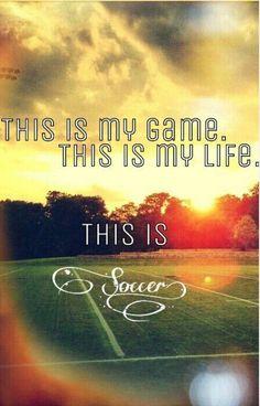 Soccer.                                                                                                                                                                                 More