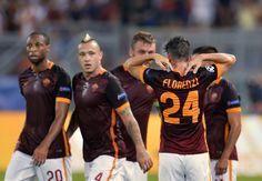 Roma coraggio Real, i giallorossi verso l'impresa, i protagonisti, le defezioni ecco come si presenta la sfida di Champions tra Roma e Galacticos.