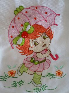 Hand Embroidery Stitches, Hand Embroidery Designs, Embroidery Patterns, Machine Embroidery, Embroidery Suits Design, Fabric Painting, Kids Wear, Needlework, Kids Outfits