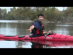 How To: Do a Sweep Kayak Roll - YouTube