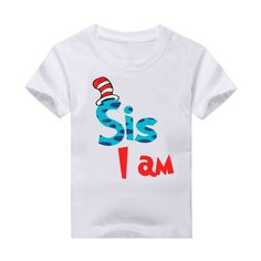 Dr Seuss T-Shirt, One I am