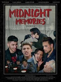 One Direction Posters, One Direction Art, One Direction Wallpaper, One Direction Videos, One Direction Pictures, Room Posters, Band Posters, Movie Posters, Might Night