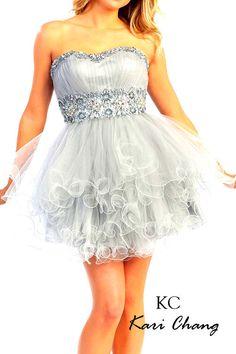 Kari Chang YL1407 Homecoming Cocktail Dress