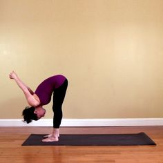 9 different poses/stretches to be able to do the splits  --not that's what i want, but to be flexible like that again would be nice!