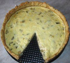 Padlizsános Quiche   Borsó receptjei Quiche Muffins, Vegetables, Health, Desserts, Recipes, Food, Tailgate Desserts, Deserts, Health Care