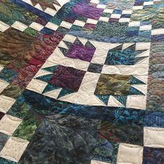Bear Paw Quilt Inspiration Pinterest Bear Paw Quilt