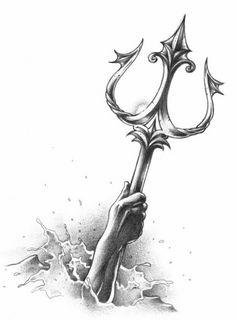 Trident tattoo - Googl...