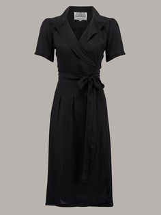 Hey, I found this really awesome Etsy listing at https://www.etsy.com/au/listing/491182409/1940s-inspired-peggy-wrap-dress-in-solid