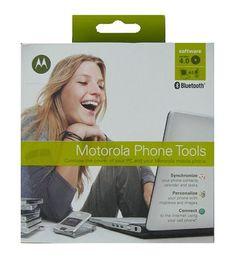 Buy Motorola Mobile Phone Tools 4.0 for Motorola Phones [Motorola Retail Packaging] USED for 20 USD | Reusell