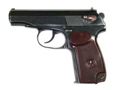 Makarov PM. Save those thumbs & bucks w/ free shipping on this magloader I purchased mine http://www.amazon.com/shops/raeind   No more leaving the last round out because it is too hard to get in. And you will load them faster and easier, to maximize your shooting enjoyment.
