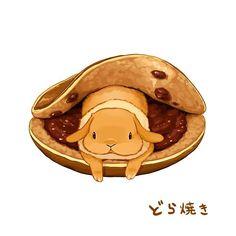 どら焼き / Dorayaki Автор: らいらっく