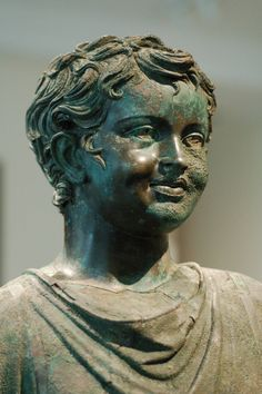 Roman Bronze, Metropolitan Museum of Art, New York