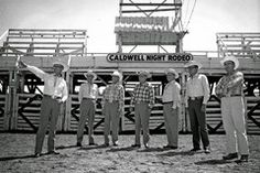 Caldwell Rodeo