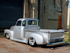 Read all about this completely customized 1948 Chevy Pickup Truck. Only at www.classictrucks.com, the official website for Classic Trucks Magazine!