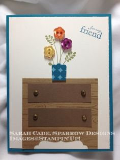 Spring Card Buffet is coming! Check out my blog for details!