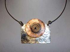 Washer Necklace, Pendant Necklace, Jewelry, Jewlery, Jewerly, Schmuck, Jewels, Jewelery, Drop Necklace