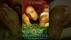 Stones of Dracontias: The Bloodstone Dragon Animated Cover