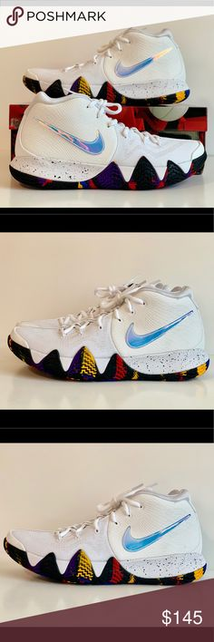 Nike Kyrie 4 March Madness NCAA Tournament Sz 11.5 Brand new in box.  Released to f3f00d32d7d7