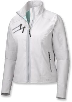 Marmot Zoom Soft-Shell Jacket - Womens - 2012 Closeout - Free Shipping at REI-OUTLET.com