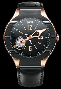4e93d7b19f5 Piaget men s luxury and fine watchmaking watch  tourbillon watch in rose  gold - Piaget Polo