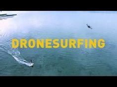 Drone ile sörf - özeldersci