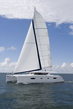Sailing in Corsica and Sardinia with Luxury Catamaran Charter Sailing Charters, Sailing Catamaran, Stock Island, Sardinia Island, Catamaran Charter, Key West Vacations, Antibes, Corsica, French Riviera
