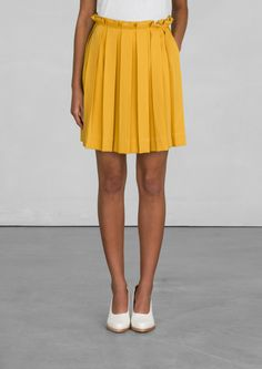 Pleated skirt | Pleated skirt | & Other Stories