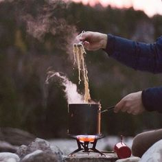 Please send noods #campbrandgoods #keepitwild  Photo by: @adventureconwards