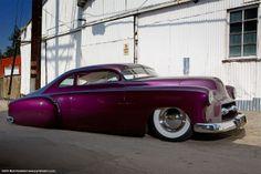 1951 Chevy Styleline Coupe Custom