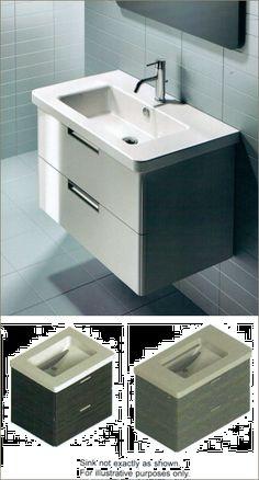 Catalano Wallmount Bathroom Vanities