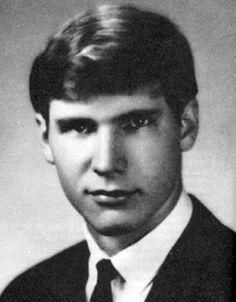 Harrison Ford. Okay DOES ANYONE ELSE THINK HE LOOKS LIKE ANSEL ELGORT HERE???!?!?!!??!?!?