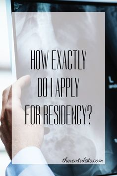 Are you starting medical school? Wondering how to get to the next step in your career? See how the process to apply for residency works through The Match. House Md Quotes, Residency Medical, Nurse Practioner, Red Band Society, Grey Anatomy Quotes, School Games, Study Habits, Career Change, Med School