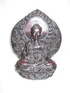 Buda Amoghasiddhi (MAN024) | Parafernalia budista