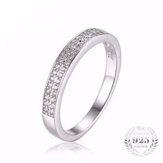 Classic Eternity Ring