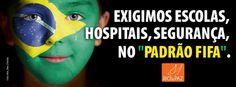 """A ONG Rio de Paz vai estender uma faixa na praia de Copacabana, neste sábado, 22, para cobrar serviços públicos de """"Padrão Fifa"""". Também serão levadas 500 bolas de futebol com pequenas cruzes vermelhas às areias para lembrar os 500 mil homicídios registrados no país nos últimos 10 anos. O protesto começa às 6h, em...<br /><a class=""""more-link"""" href=""""https://catracalivre.com.br/geral/urbanidade/indicacao/ong-faz-manifestacao-em-copacabana-neste-sabado/"""">Continue lendo »</a>"""